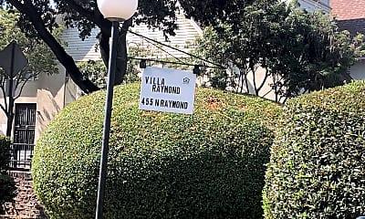 Villa Raymond, 1