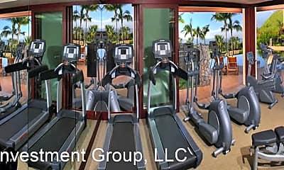 Fitness Weight Room, 86 Kaulele Pl, 2