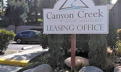 Canyon Creek Apartments, 1
