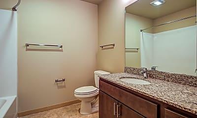 Bathroom, 8Twenty Park Apartments, 2