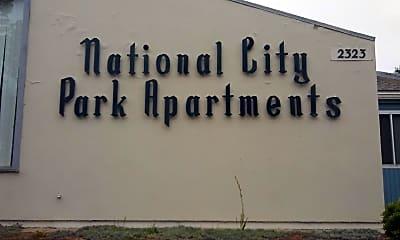 National City Park Apartments, 1