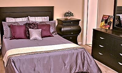 Bedroom, Camelot Court, 1