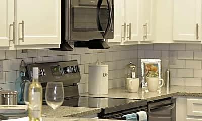 Kitchen, The Roxbury Apartment Homes, 0