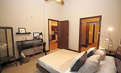 Bedroom, 3819 Harry Wurzbach, 1