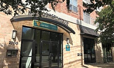 Quarters Montgomery House, 0