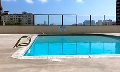 Pool, 1212 Punahou St, 1