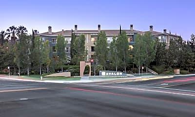 Building, Avalon Silicon Valley, 2