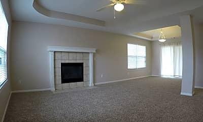 Living Room, 718 Coventry Ln, 1