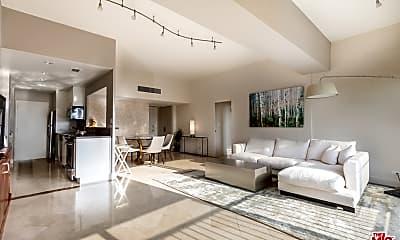 Living Room, 10501 Wilshire Blvd 1202, 1