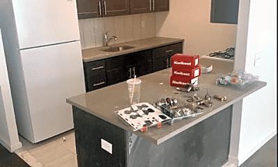Kitchen, 671 Linwood St, 1