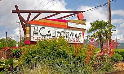 Community Signage, Californian, 2