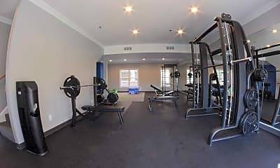 Fitness Weight Room, Whistlebury, 2