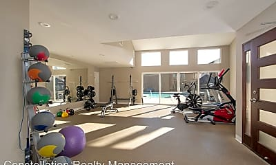 Fitness Weight Room, 3675 King St, 2