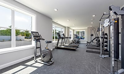 Fitness Weight Room, 15 W Lincoln Ave 301, 0