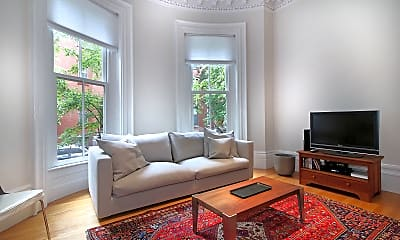 Living Room, 29 Upton St, 1