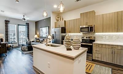 Kitchen, Jefferson West Love, 1