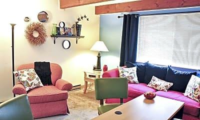 Living Room, Cherryblossom Way Northeast, 1