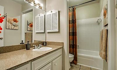 Bathroom, 6666 Chimney Rock Rd, 1