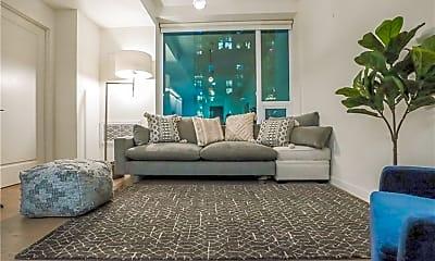 Living Room, 1050 S Grand Ave 1107, 0