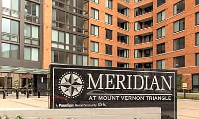 Building, Meridian at Mount Vernon Triangle, 0