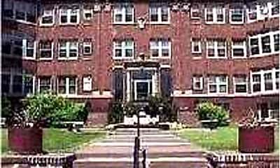 Building, Devonshire Apartments, 0