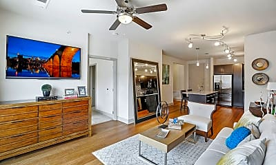 Living Room, 2837 Dupont Ave S W306, 0