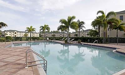 Pool, Summer Lakes, 1
