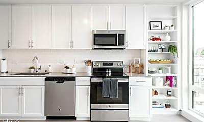 Kitchen, 6717 Roosevelt Way NE - 206, 0