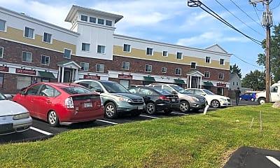 Sharon Center Apartments, 2