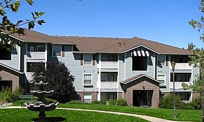 Building, Vista Ridge Apartments, 1