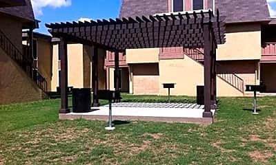 Recreation Area, Villa France, 2