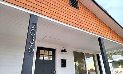 Building, 2036 N 17th Pl, 1