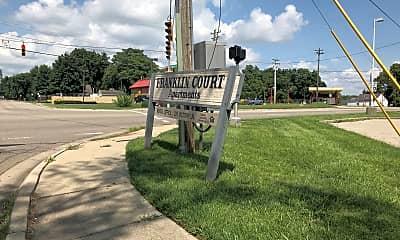Franklin Court Apts, 1