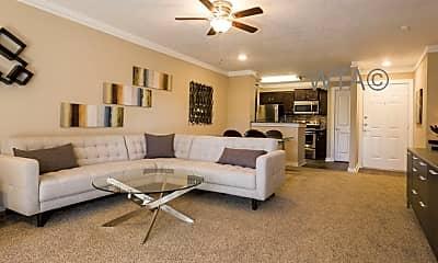 Living Room, 7914 Ray Bon, 1