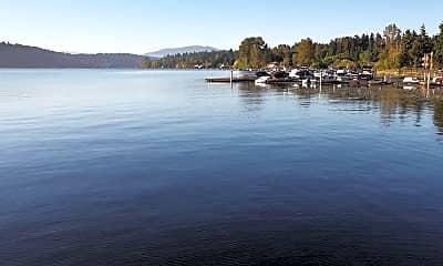 Lake, Archstone Redmond Lakeview, 2