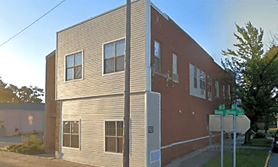 Building, 1232 Maumee Ave, 1