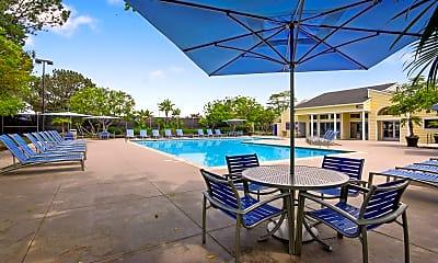 Pool, Mariner's Cove Apartments, 0