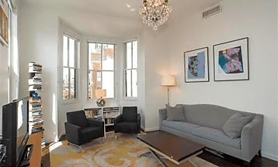 Living Room, 567 Tremont St, 1