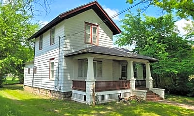 Building, 1407 Chestnut St, 0