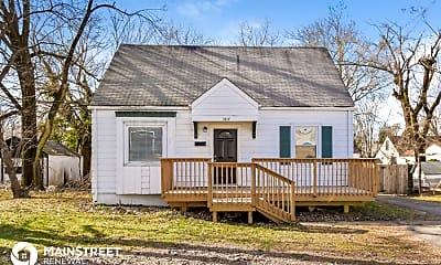 Building, 3814 Blanton Ln, 0