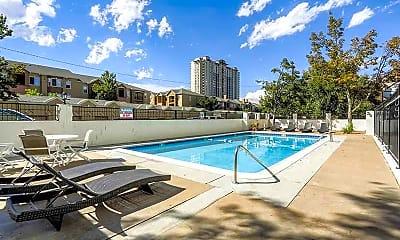 Pool, 180 Flats, 1