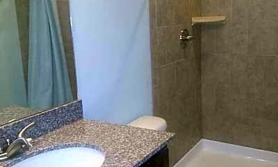 Bathroom, The Hamilton at North Market, 2