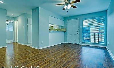 Living Room, 3414 Garrott St, 1
