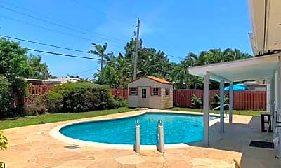 Pool, 531 NW 38th St, 1