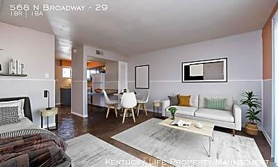Living Room, 568 N Broadway, 0