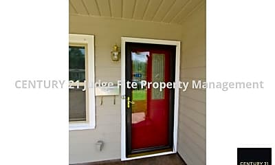 Front Porch, 1007 Hensley Street, 1