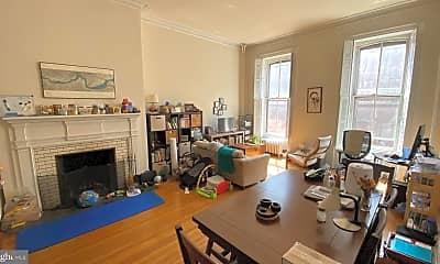 Living Room, 1527 Pine St, 2