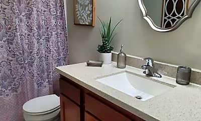 Bathroom, 700 Diamond Loop, 2