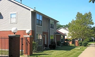 Building, Lexington Village, 2