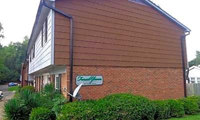 Building, 409 Hawley Ave, 1